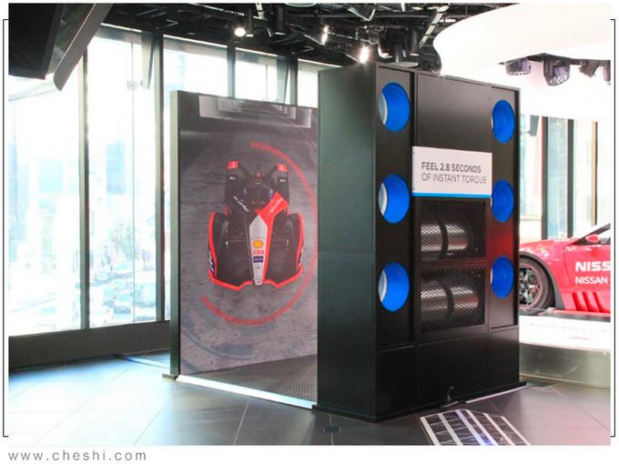 日产多款黑科技亮相CES居然还有冰激凌贩卖车-图6