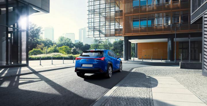 电动汽车,销量,丰田电动车销量,雷克萨斯UX300e,丰田中国销量,丰田汽车销量