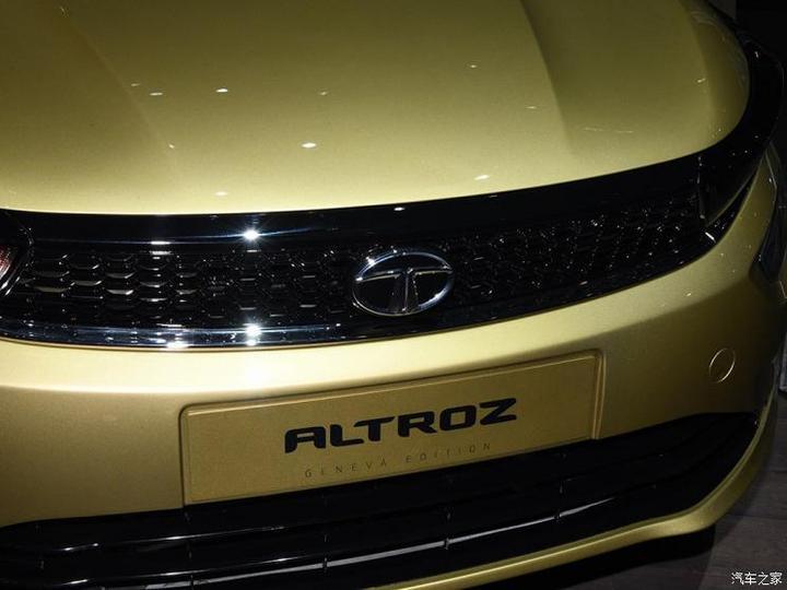 塔塔 Altroz 2019款 基本型