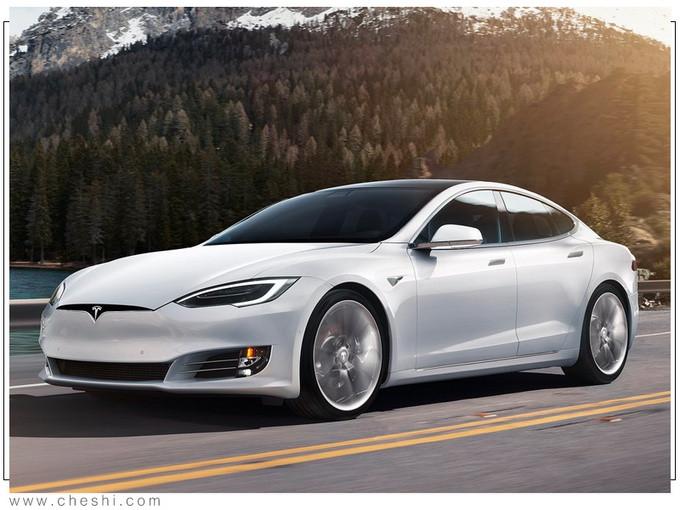 特斯拉全新Model S渲染圖造型更加運動前衛-圖2