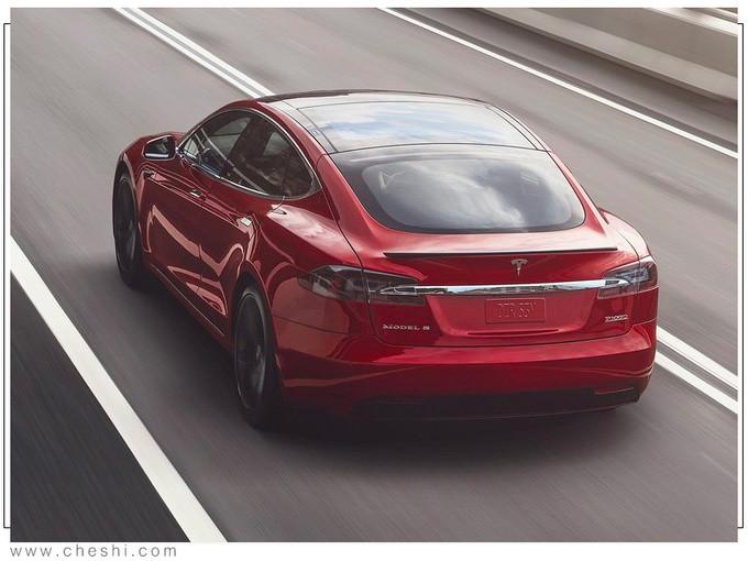 特斯拉全新Model S渲染圖造型更加運動前衛-圖4