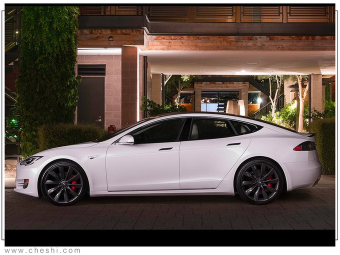 特斯拉全新Model S渲染圖造型更加運動前衛-圖3