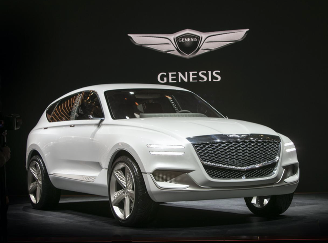 捷尼賽思全球擴展計劃:未來兩年推六款車型 2020銷量目標11.6萬臺
