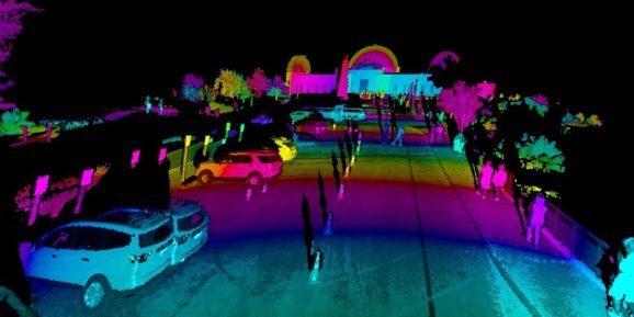黑科技,前瞻技术,自动驾驶,Luminar,2020年CES展,Luminar激光雷达传感器