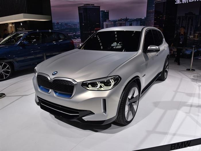 新车,宝马2020新能源之年,宝马中国规划