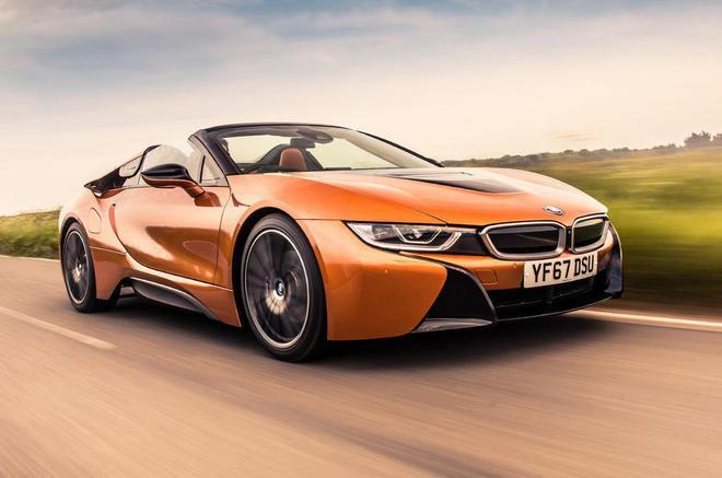 寶馬確認將于4月停產插電式混合動力跑車i8