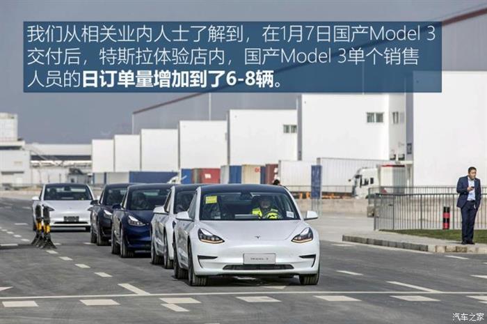 特斯拉,model 3降價