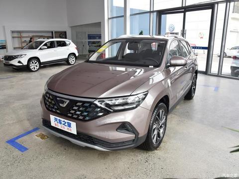 一汽-大众捷达 捷达VS5 2019款 280TSI 自动荣耀型
