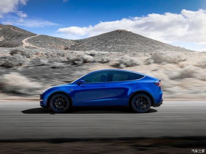 特斯拉(进口) Model Y 2019款 Performance高性能全轮驱动版