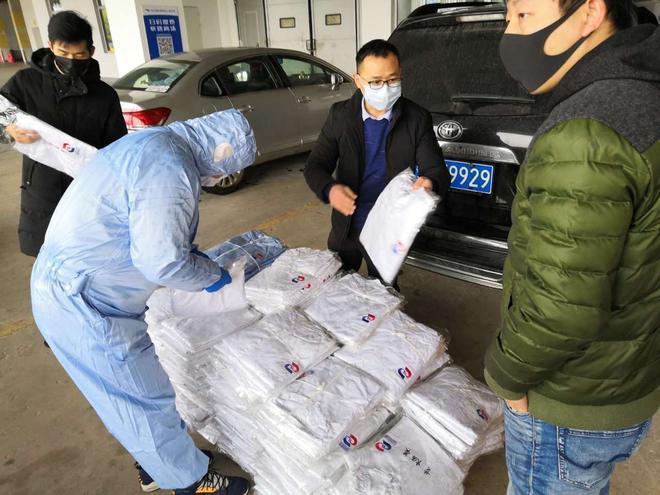 抗擊新型肺炎疫情 地處武漢的東風公司捐款一千萬元