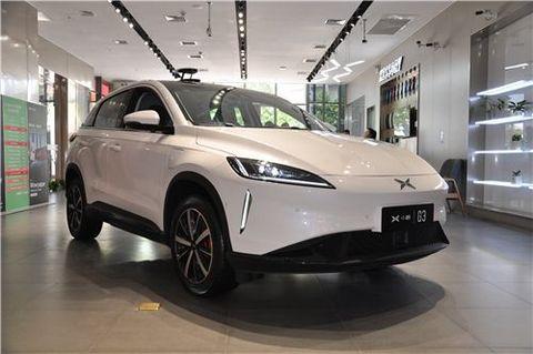 2020款小鹏G3智能驾驶持久续航火热上市