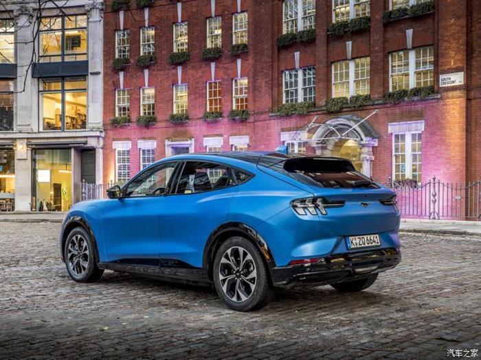 福特Mustang Mach-E,电动SUV,电动汽车