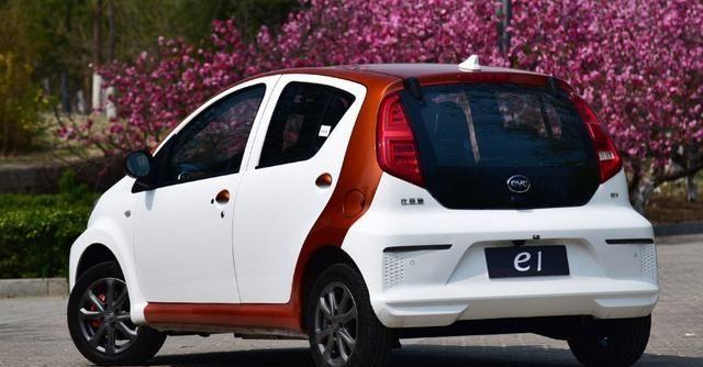 微型电动汽车「南北对抗」:比亚迪E1与北汽EC3孰强孰弱?