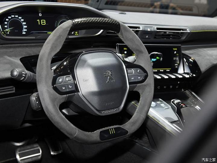 标致(进口) 标致508新能源(进口) 2019款 Sport Engineered Concept