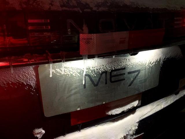 天际ME7牙克石极寒挑战 是实力更是上市前的品质承诺