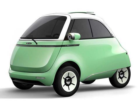 Micro Mobility Systems AG Microlino 2020款 基本型