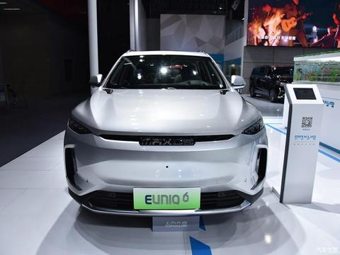 上汽大通 上汽MAXUS EUNIQ 6 2019款 基本型