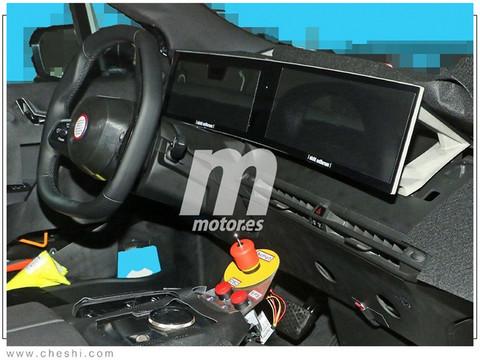 宝马新电动SUV信息曝光 前脸格栅真的太大了-图5