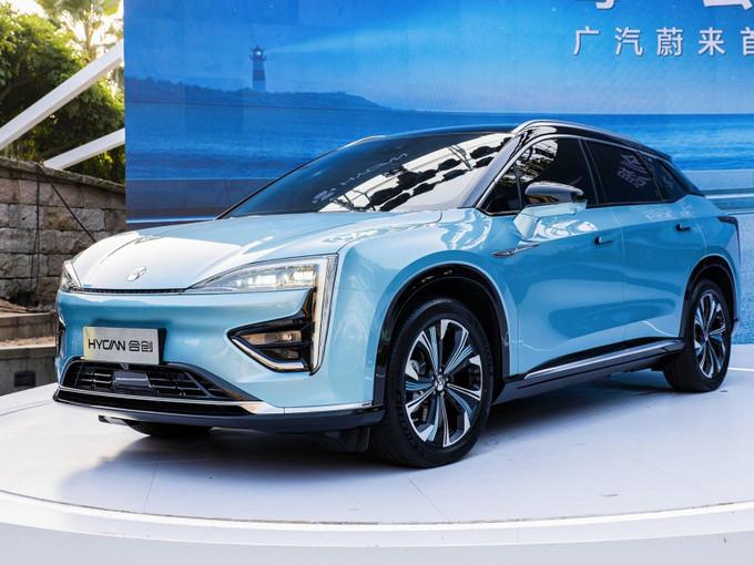 广汽蔚来首款SUV将10天后上市 5月交付 26万起-图1