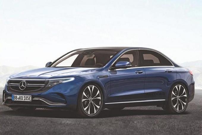 奔驰顺义工厂将投产全新车型 EQE/GLE有望入选-图1