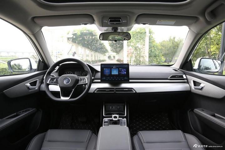 2019款比亞迪秦EV 高性能版尊貴型