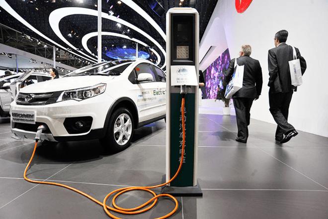 外媒:中国正考虑将新能源汽车补贴在2020年晚些时候削减10%