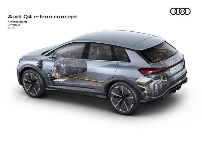 奥迪详解4大电动车平台 推出30款全新电动车