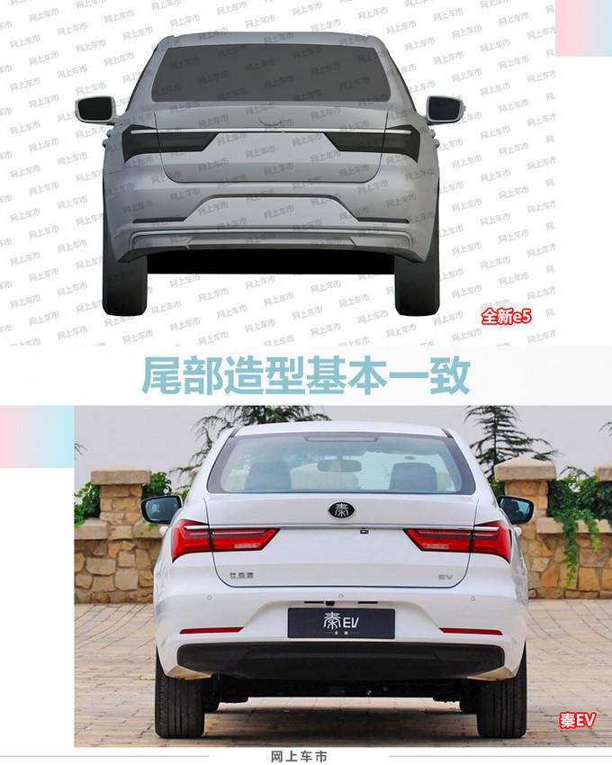 比亚迪将推廉价版秦EV 预计补贴后10万起售-图4