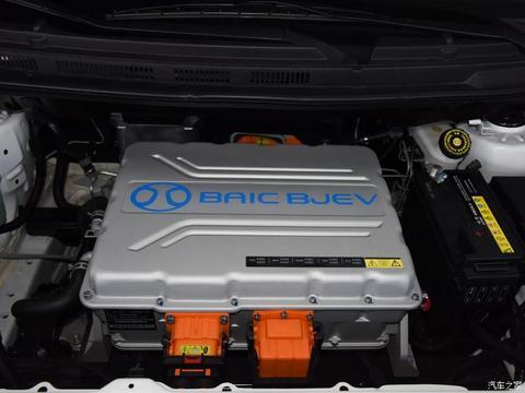 北汽新能源 北汽新能源EC5 2020款 新尚版