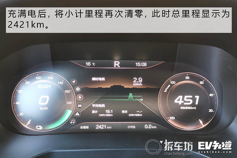 E-TEST测试5: BEIJING-EU7 电耗实测+动态体验