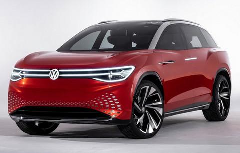 上汽大众纯电动途昂下线 预计售价超40万元-图2