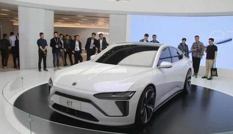 蔚来首款轿车今年年底亮相 对标Model 3/续航里程不低于500公里
