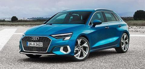 奥迪A3 Sportback e-tron年内推插混版,将于2020年内发布