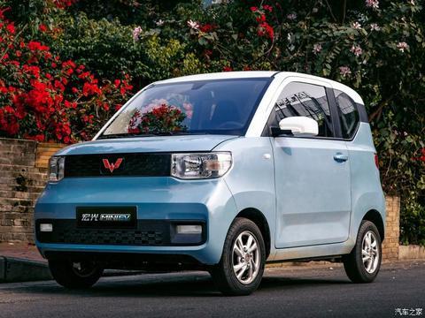 上汽通用五菱 宏光MINI EV 2020款 基本型