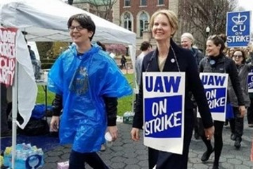 UAW大罢工:通用的软肋和宿敌