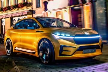 斯柯达将推纯电SUV!明年亮相/续航可达500km