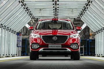 上汽荣威+MG产能增长32.4% SUV等4款新车将投产