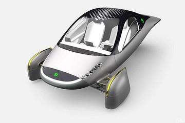 无需充电 Aptera发太阳能电动车新技术