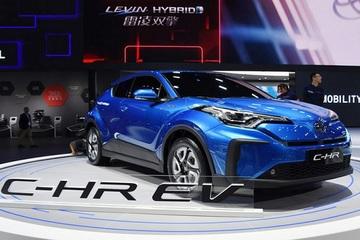 广汽丰田将国产C-HR纯电动版 年产能达4.4万辆