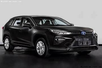 广汽丰田全新SUV威兰达实拍 下月发布搭2.5L混动