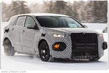 福特纯电SUV信息曝光!明年推出/续航近600km