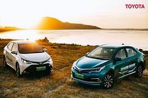 混动巨头丰田终于出手,2021年前推3款纯电动车
