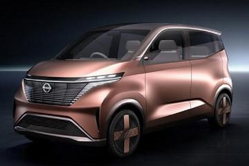 日产IMK纯电动概念车明日亮相东京车展 搭载ProPILOT远程智控泊车系统