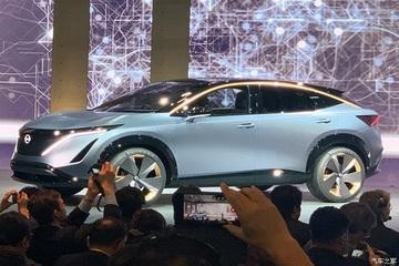 2019东京车展:日产Ariya概念车发布