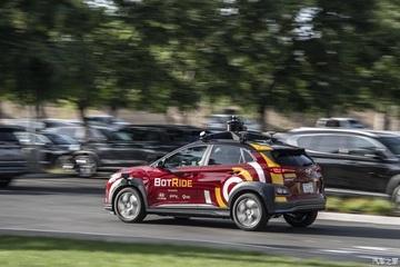 别样打车体验 现代自动驾驶服务上线