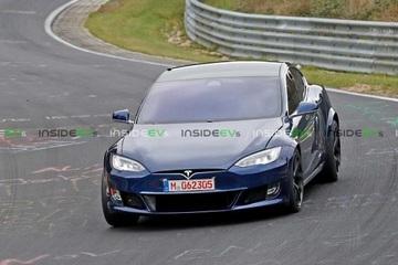 特斯拉将为Plaid版Model S/X配更大电池