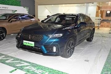 WEY VV7 PHEV/GT PHEV将于广州车展上市