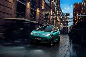 大众计划2029年前推出75款电动汽车与60款混动汽车