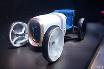 2019洛杉矶车展:奔驰复古电动概念车