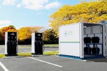 高功率长寿命 斯柯达研发快速充电站